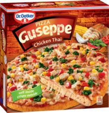 Pizza Guseppe Chicken Thai